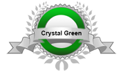 DesiDieter Crystal Green Package