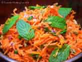 carrot-and-mint-salad