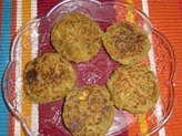 Chick Pea and Soya Tikkis