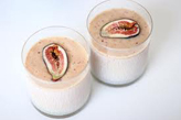 Fig banana smoothie