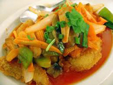 sweet-and-sour-vegetable