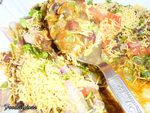 Black Channa Chaat