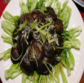 shiitake-mushrooms-on-greens