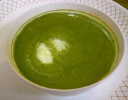 spinach-soup