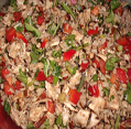 Wild Rice and Chicken Salad